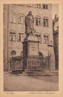 Germany Nuernberg Albrecht Duerer Denkmal