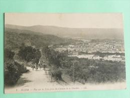BLIDA - Vue De La Ville Prise Du Chemin De La Glacière - Blida