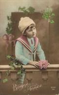 BONNE  ANNÉE  - 1916 - - Nouvel An