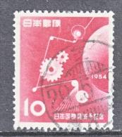JAPAN  597  (o)  TRADE  EXPO - 1926-89 Emperor Hirohito (Showa Era)