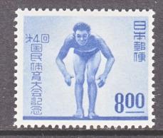 JAPAN   469  *  SWIMMING - 1926-89 Emperor Hirohito (Showa Era)