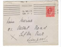 VER2996 - GRAN BRETAGNA , Da Paddington  AP 20 11 - Storia Postale