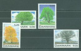 Denmark - 1999 Trees MNH__(TH-9150) - Danimarca