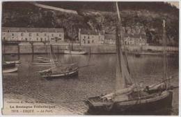 Erquy - Le Port - Bateaux De Pêche - CPA - Bateau/ship/schiff - Pêche