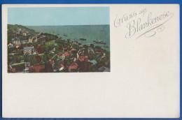 Deutschland; Hamburg Blankenese; Gruss Aus AK - Blankenese