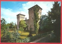 CARTOLINA NV ITALIA - FONTEVIVO (PR) - Castello Di Castelguelfo - 10 X 15 - PERFETTA - Parma