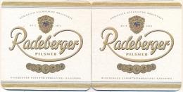 #D73-091 Viltje Radeberger - Sous-bocks