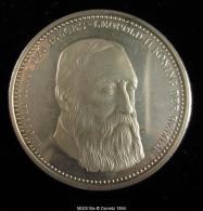 AG00516 Léopold II (1865 - 1909) Et Son Portrait Au Revers, Ag 32 G. - Royal / Of Nobility