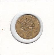 20 Santimat 1974 - Maroc