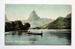 Cpa De Moorea Baie D´Opunaho - French Polynesia