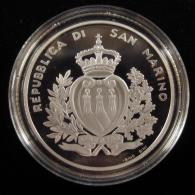 AG00563 Reppublica Di San Marino / Saint Marin, 10 Euro Argent, 2010, Illustré De Schuman 26 G - San Marino