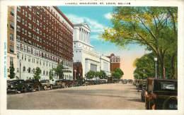 SAINT LOUIS    LINDELL BOULEVARD - St Louis – Missouri