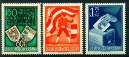 Österreich Mi. 952-954 ** (€ 110,00) - Ansehen!! - 1945-60 Neufs