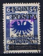 Albania:  1919 Michel Nr 50 III B , C.V. € 200, Used