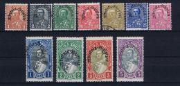Albania: 1928 Mi Nr 188 - 198 MNH/MH/used 1 To 5 Fr Are MNH/** - Albania