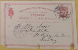 Carte De Correspondance Recto Verso - 9x14 - Alfred Angot - Courtier - St Valery Sur Somme - Unclassified