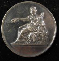 AG00590 Ville De Tournai, Académie Dessin Prix à Messiaen 1891 Et Une Victoire Au Revers Jouvenel. Ag 40 G. - Belgique
