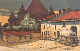 Première Guerre Mondiale (WWI) > France > Ardennes (08) > Saint-Juvin (1916) - Autres Communes