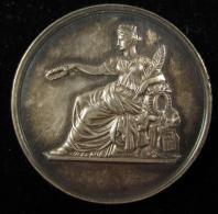 AG00593 Ville De Tournai (?), Académie Dessin Prix à Messiaen 1889 Et Une Victoire Au Revers. Ag 38 G - Belgio