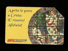 795 Golden  - Pasqua 1998 Da Lire 10.000 Telecom - Italia