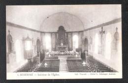 € CPA 80  SOMME - RUBEMPRE - L'intérieur De L'Eglise Unused - Francia