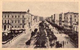 [DC7039] BARI - CORSO CAVOUR - Old Postcard - Bari