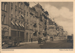 Zweiter Weltkrieg (WWII) > France (Frankreich) > Lorraine (Lothringen) > Diedenhofen (Thionville) - Viktor-Lutz - Thionville