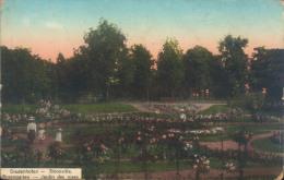 WWI - France (Frankreich) > Lorraine (Lothringen) > Diedenhofen - Thionville / Rosengarten - Jardin Des Roses (191 - Lothringen