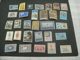 F7996- Lot Stamps Mint Hinged   Greece - - Collections