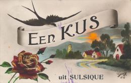 EEN KUS UIT SULSIQUE  * ZULZEKE - Kluisbergen