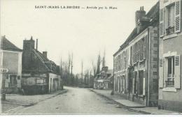 SAINT MARS LA BRIERE - Arrivée Par Le Mans - Autres Communes