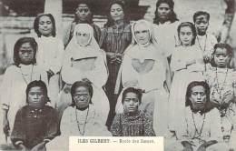 Kiribati - Iles Gilbert, Ecole Des Soeurs - Kiribati
