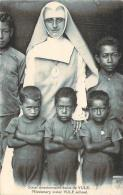 Papouasie-Nouvelle-Guiné E - Yule - Soeur Missionnaire école De Yule - Papouasie-Nouvelle-Guinée