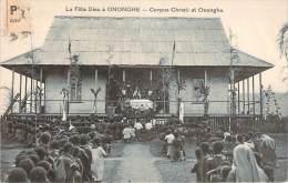 Papouasie-Nouvelle-Guiné E - Ononghe - La Fête Dieu à Ononghe - Papouasie-Nouvelle-Guinée