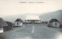 Papouasie-Nouvelle-Guiné E - Ononghe - Résidence - Papouasie-Nouvelle-Guinée