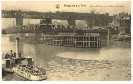 """""""Newcastle-sur-Tyne - Le Haut-Niveau Et Les Ponts Tournants"""" - Newcastle-upon-Tyne"""