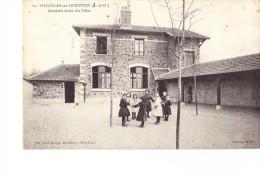 MAROLLES EN HUREPOIX - Nouvelle école Des Filles - France