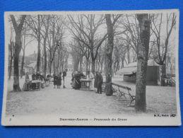 DUN SUR AURON  -  Promenade Des Ormes - Dun-sur-Auron