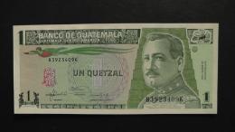 Guatemala - 1 Quetzal - 1992 - P 80 - Unc - Look Scan - Guatemala