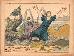 28 Cartes Histoire Sainte, Reverse Numeroté ( See Scans ), Litho  Avant 1900 - Après LANGENIEUX - Illustr. : G. Le Doux - Devotion Images