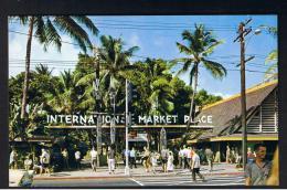 RB 951 - USA Postcard - International Market Place Waikiki - Honolulu Hawaii - Honolulu