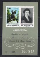 VENEZUELA 1969 - Yvert #H15 - MNH ** - Venezuela