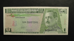 Guatemala - 1 Quetzal - 1993 - P 87a - Unc  - Look Scan - Guatemala