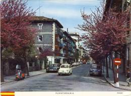 FUENTERRABIA - Calle Zuloaga - 2 Scans ESPAÑA - Guipúzcoa (San Sebastián)