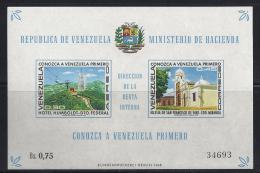VENEZUELA 1969 - Yvert #H14 - MNH ** - Venezuela