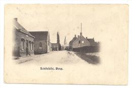 Postkaart Carte Postale Postcard LENDELEDE Dorp (circa 1900) - Lendelede
