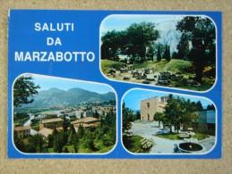 Bop3079) Saluti Da Marzabotto - Bologna