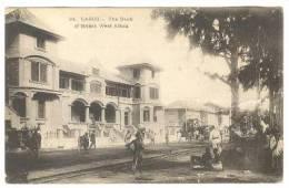 LAGOS , Street View Of The Bank Of British West Africa , Nigeria , 00-10s - Nigeria