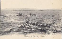 Bâteaux -  Régates Sportives - Avirons Marine Nationale - Aviron