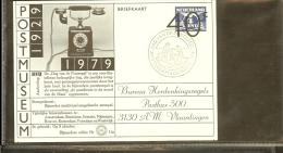 1979 - Envelop Zegelkoerier NPS 11a - Dag Van De Postzegel 1979 - 1949-1980 (Juliana)